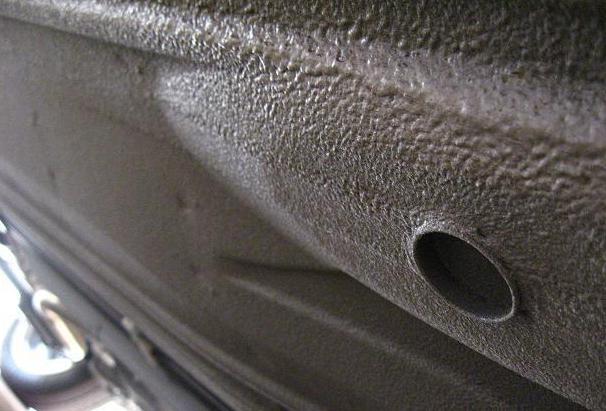 Жидкая шумоизоляция на авто