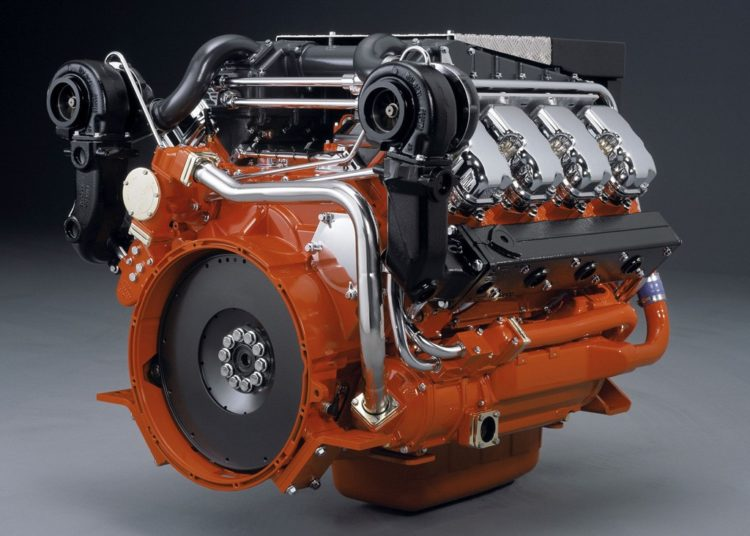Дизельный мотор U2 I4