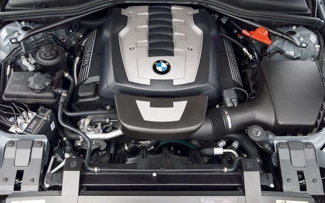 Дизель BMW M57