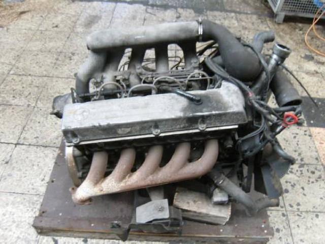 Дизельный двигатель Mercedes-Benz OM602