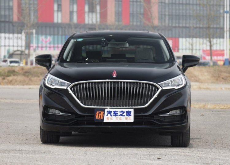 Черный Hongqi H5