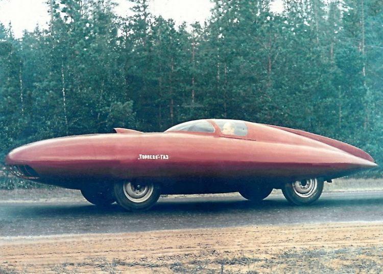 ГАЗ-Торпедо 1952 года