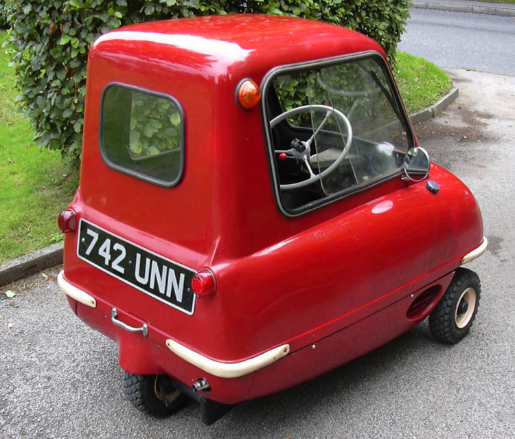 Мини-авто Peel
