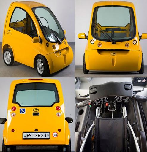Авто для инвалидов Кенгуру