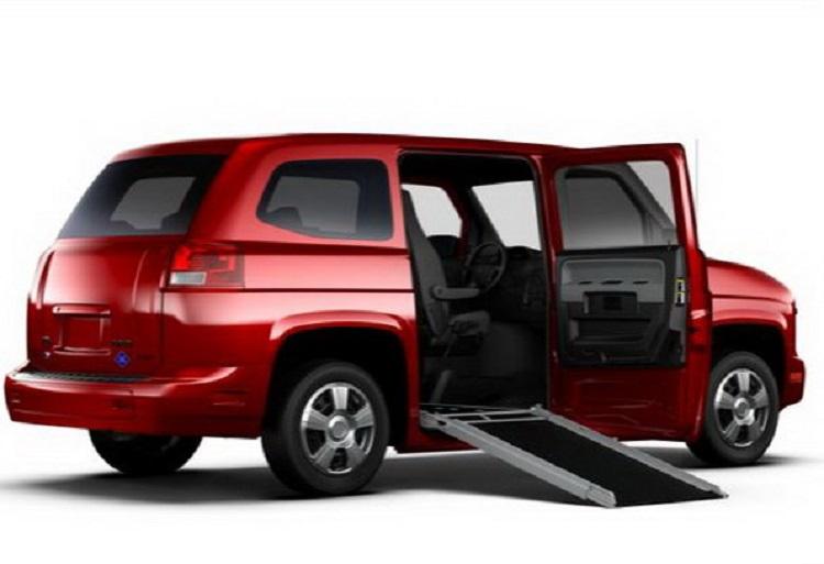 Авто для инвалидов MV-1
