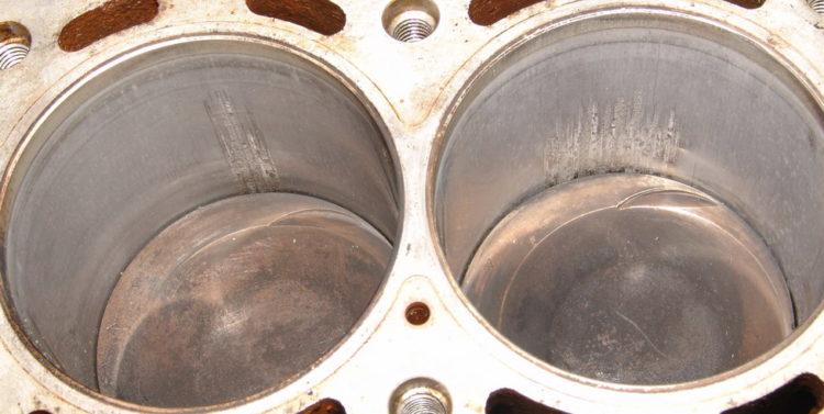 Гильзы мотора