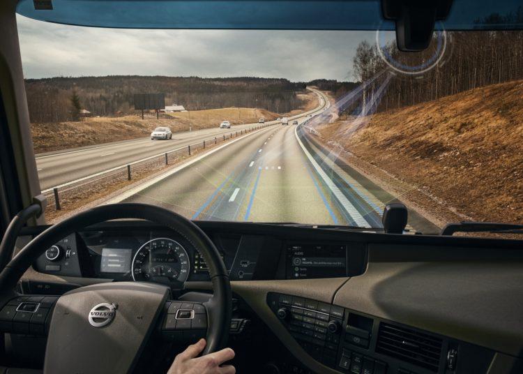 Приборная панель Volvo Dynamic