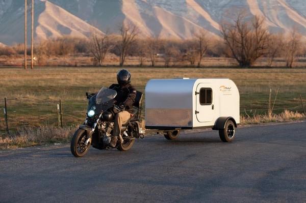 Мини-дом на колесах Moby1 C2 Trailer