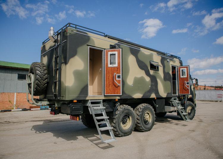 Автодом от «Волга Трейд»