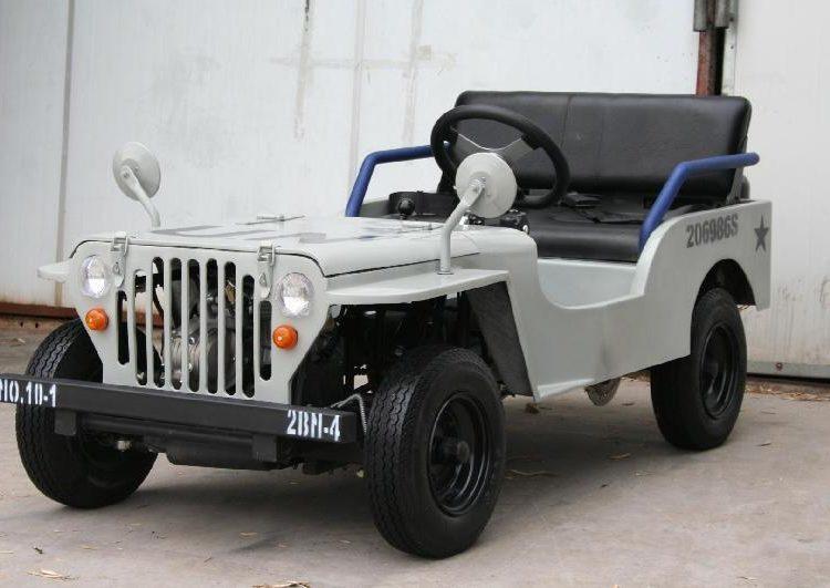 Детский Jeep Willys