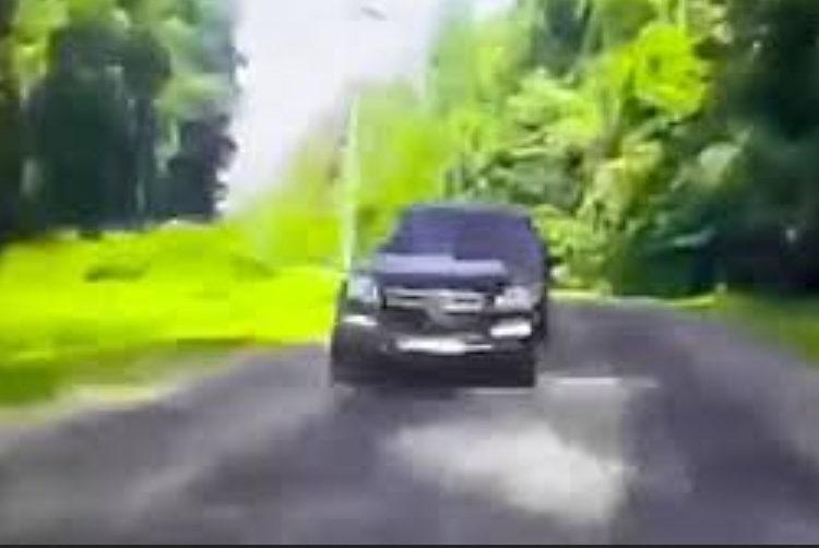 Авто на дороге в Протвино