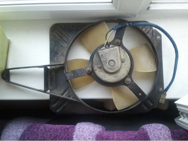 Вентилятор радиатора авто