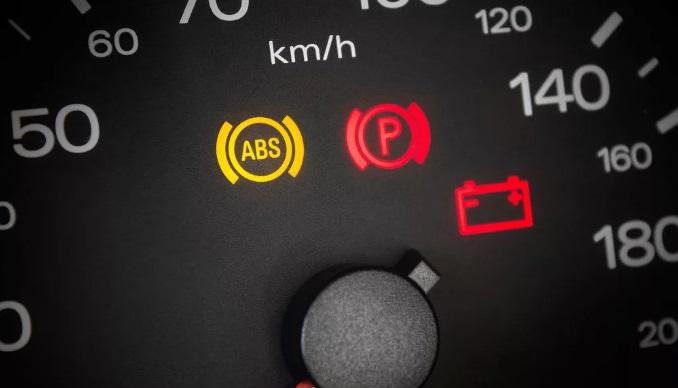 Индикатор датчика ABS
