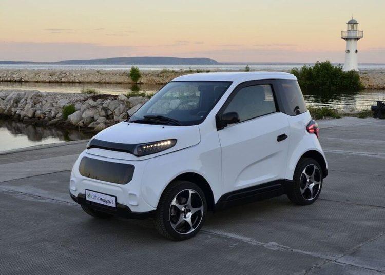 Новый электромобиль российского производства