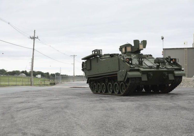 Armored Multi-Purpose Vehicle М1286