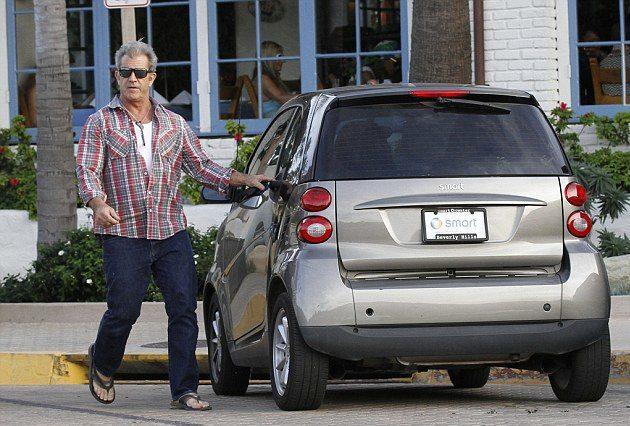 Стив Гибсон и Smart с двумя дверями