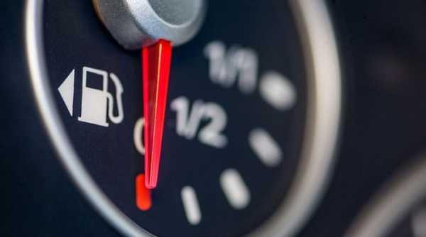 Индикатор топлива