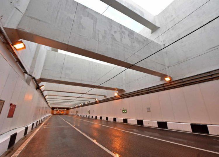 Тоннель в Замоскворечье