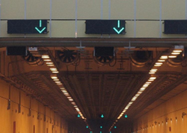 Добрынинский тоннель внутри