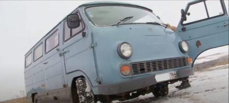 Старый ЕрАЗ-762
