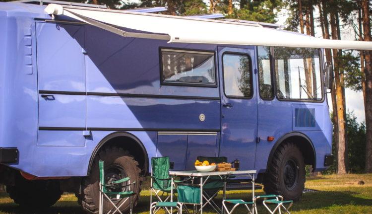 Автодом ПАЗ-3206