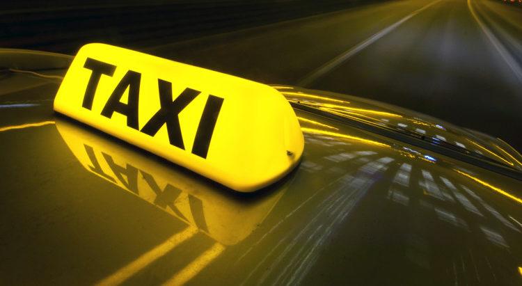 Крыша такси