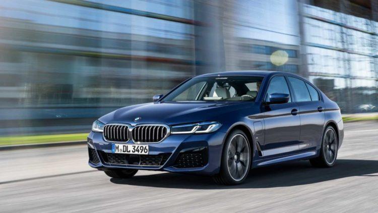 BMW 5-й серии 2020