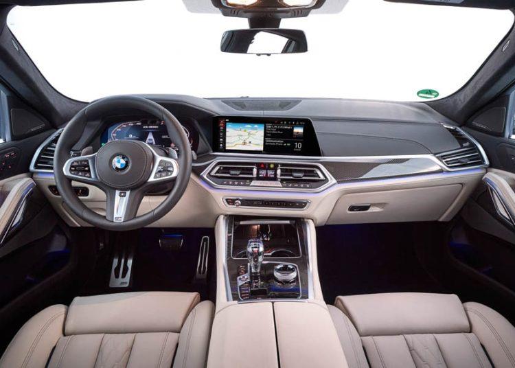 BMW X6 2020 G06