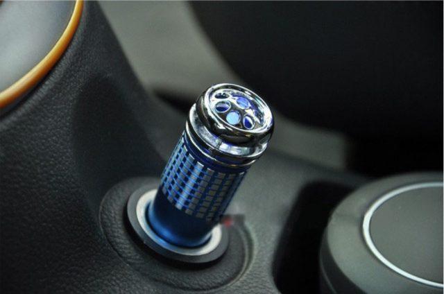 Ионизатор в машине