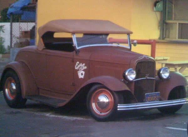 Тюнинг под ржавчину старого авто