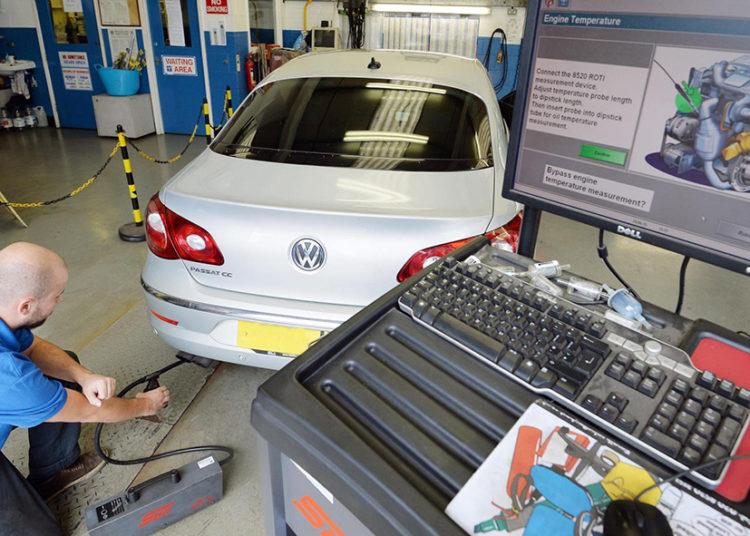 Компьютерная диагностика авто на СТО