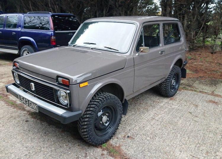 ВАЗ-2121 1993 года