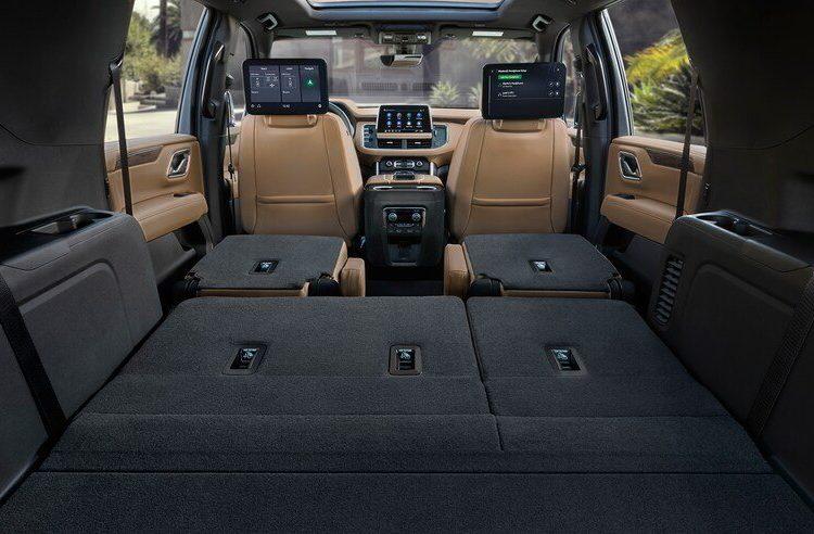Багажник Chevrolet Suburban