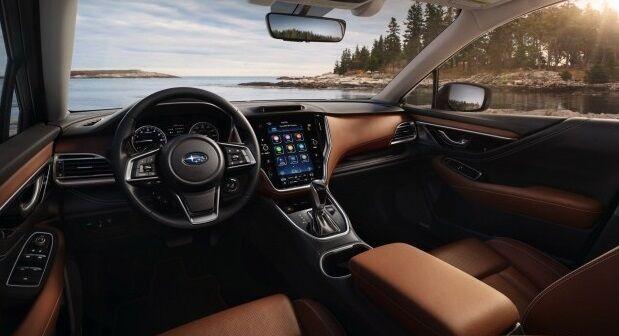 Салон Subaru Outback 2020
