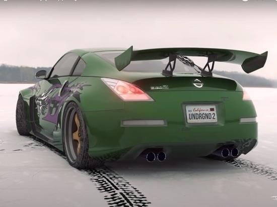 Автомобиль Need for Speed: Underground 2