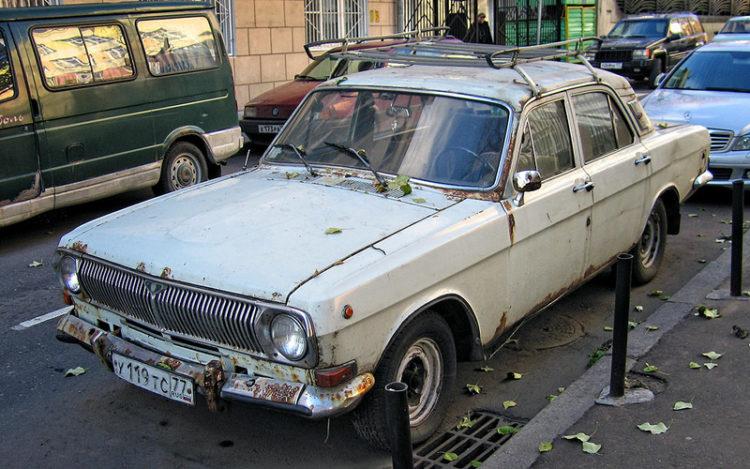 ГАЗ-24 Волга