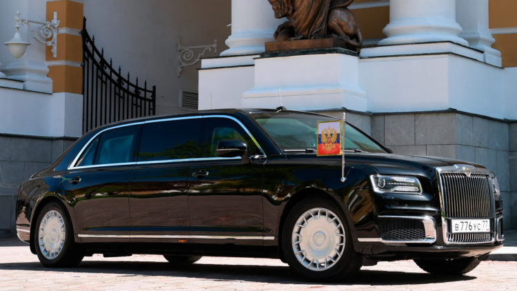 Президентское авто