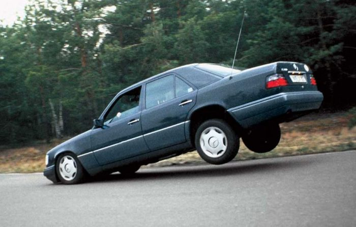 Машина на передних колесах