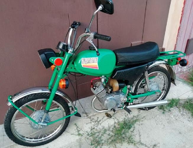 Мотоцикл Карпаты