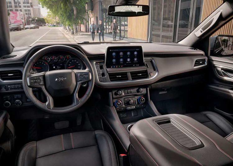 Панель управления Chevrolet Tahoe