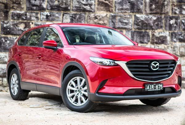 Mazda СХ 9 2021 2022
