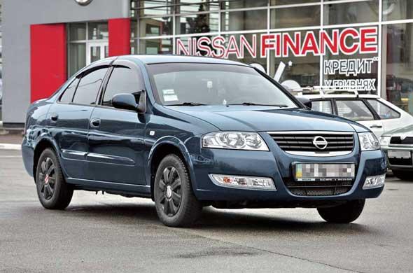 Nissan Almera Classic I