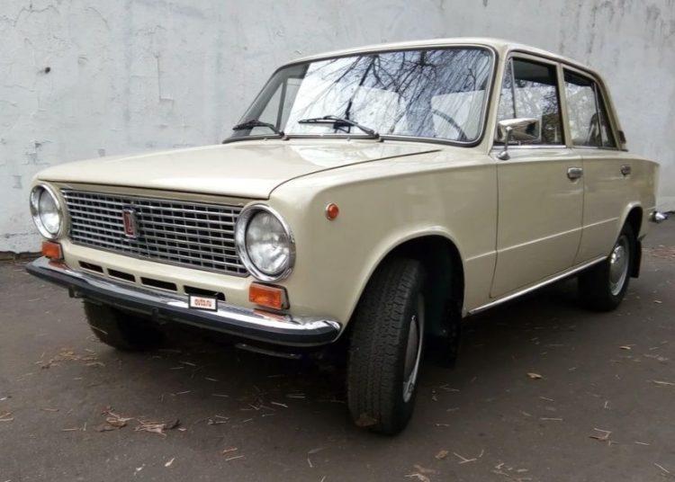 ВАЗ-21013 1982 года