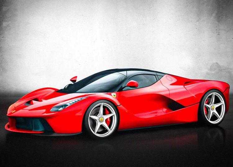 Ferrari La Ferrari 2014 года
