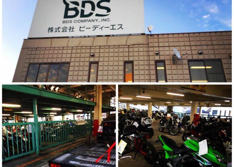 Аукцион мотоциклов BDS