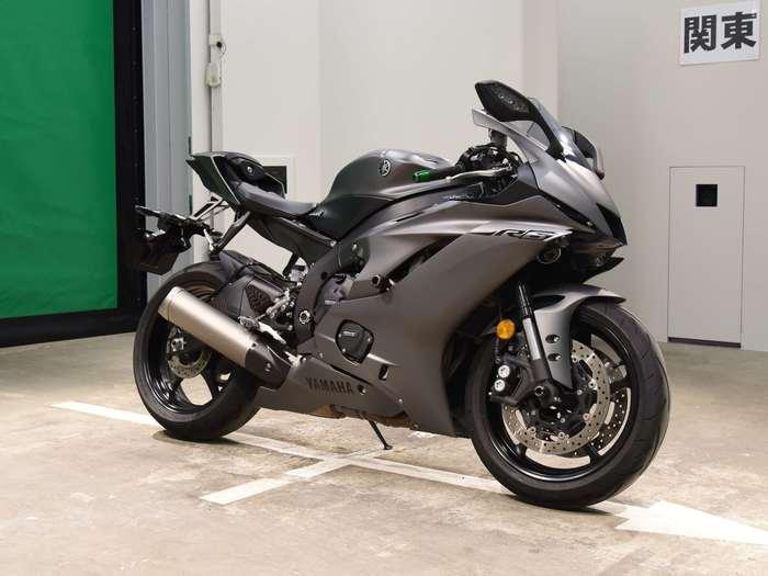 Мотоцикл на продаже на аукционе
