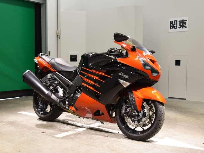 Продается японский мотоцикл