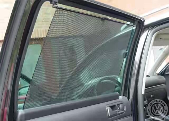 Шторка-сетка на автостекле