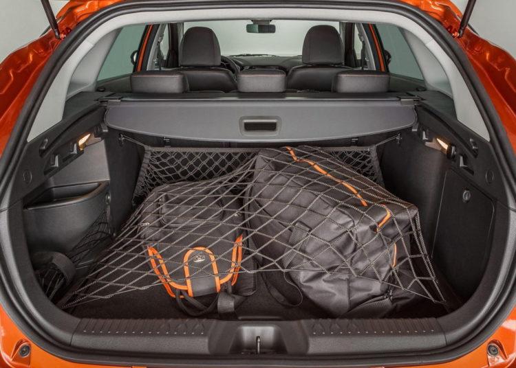 Багажник Lada Vesta Cross
