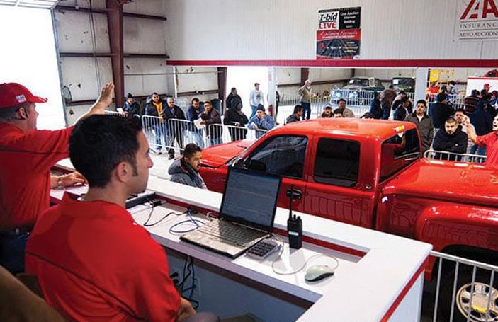 Аукцион по продаже авто